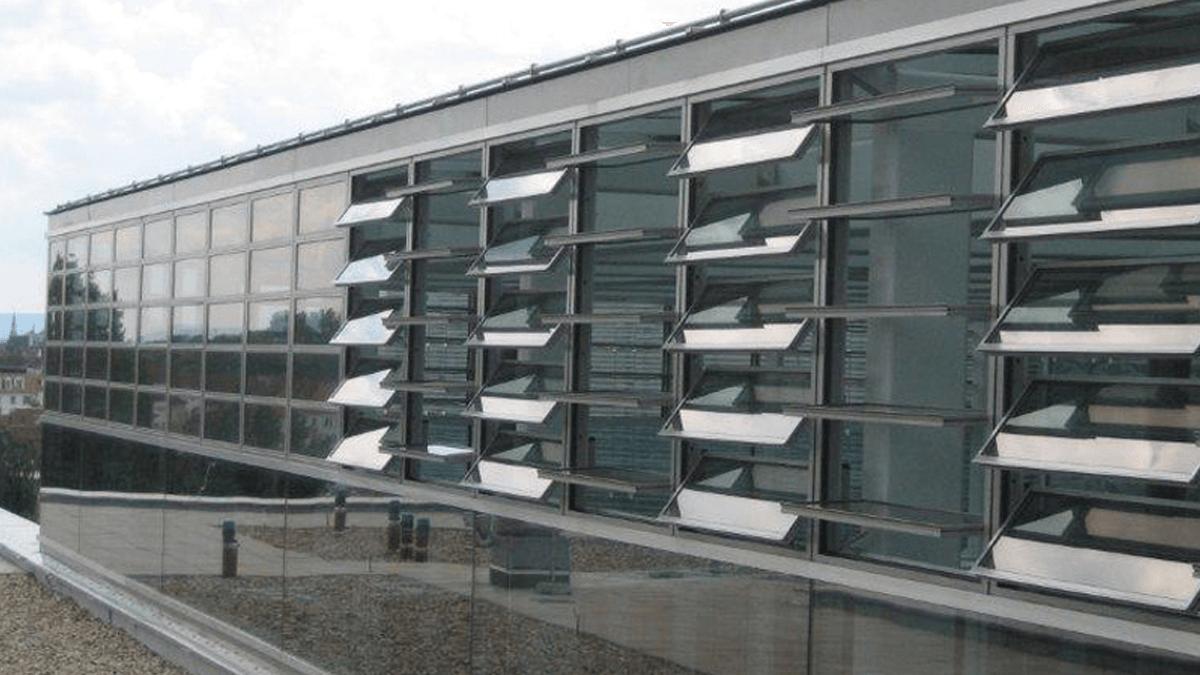 CI-System G-Air | LAMILUX Heinrich Strunz Group