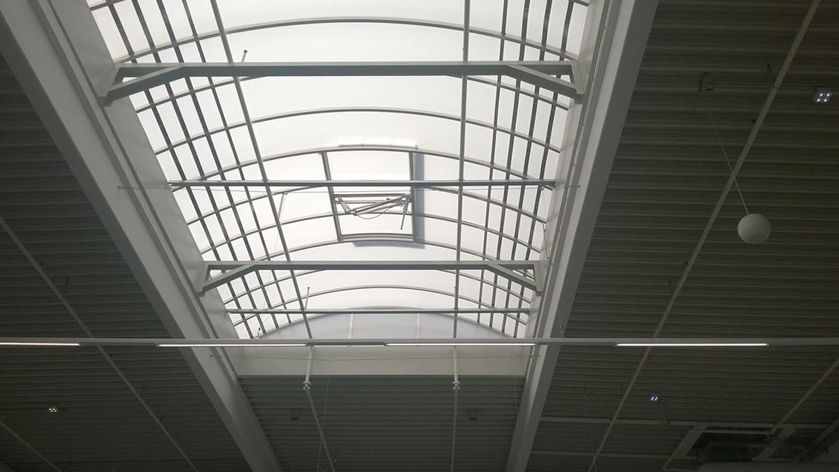 LAMILUX CI-System Lichtband | LAMILUX Heinrich Strunz Group